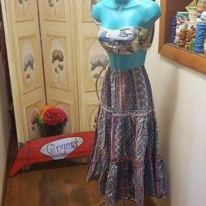 Vintage prairie skirt